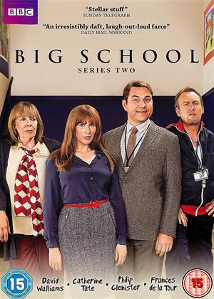 Big School: Series 2 Online DVD Rental