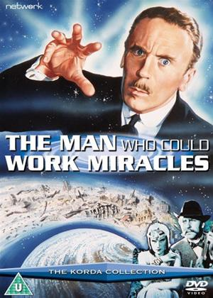 The Man Who Could Work Miracles Online DVD Rental