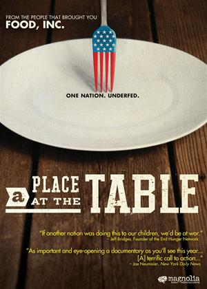 A Place at the Table Online DVD Rental