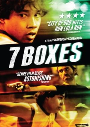 Rent 7 Boxes (aka 7 cajas) Online DVD Rental