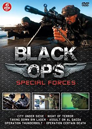 Rent Black Ops Special Forces: Night of Terror Online DVD Rental