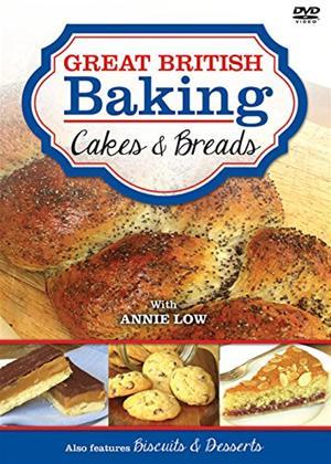 Great British Baking Online DVD Rental