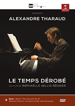 Rent Alexandre Tharaud: Le Temps Dérobé Online DVD Rental