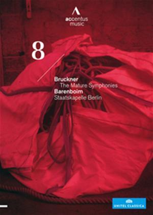 Rent Bruckner: Symphony No. 8 (Barenboim) Online DVD Rental