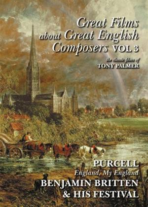 Rent Great English Composers: Purcell and Britten Online DVD Rental