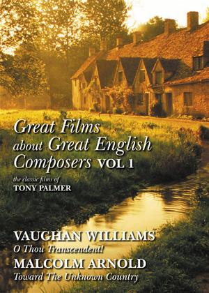 Rent Great English Composers: Vaughan Williams and Malcolm Arnold Online DVD Rental