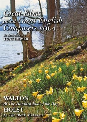 Rent Great English Composers: Walton and Holst Online DVD Rental