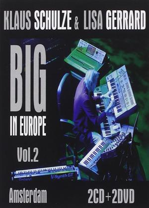 Rent Klaus Schulze and Lisa Gerrard: Big in Europe: Amsterdam Online DVD Rental