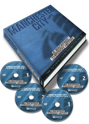 Manchester City FC: Backpass Through History Online DVD Rental