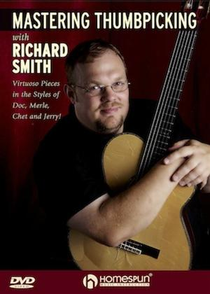 Rent Mastering Thumbpicking with Richard Smith Online DVD Rental