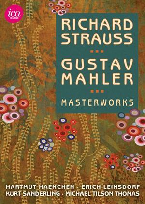 Rent Richard Strauss/Gustav Mahler: Masterworks Online DVD Rental