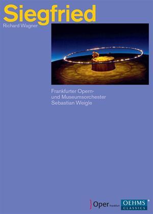 Siegfried: Oper Frankfurt (Weigle) Online DVD Rental
