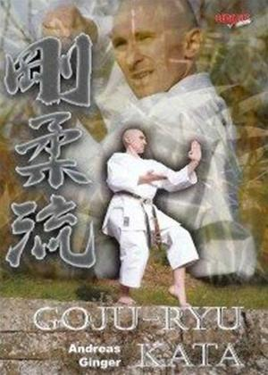 Rent 17 Goju Ryu Karate Katas Online DVD Rental