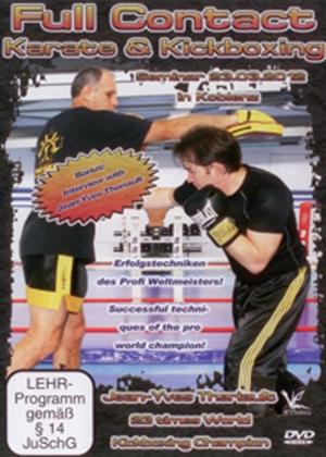 Rent Full Contact Karate and Kickboxing Seminar Online DVD Rental