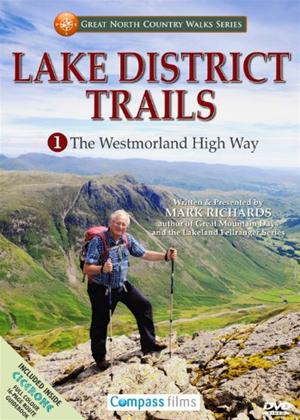 Lake District Trails: 1: The Westmorland High Way Online DVD Rental