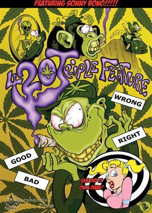 Rent 420 Triple Feature: Vol.1 Online DVD Rental