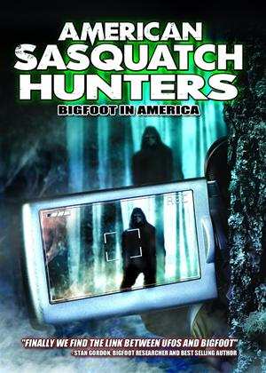 American Sasquatch Hunters: Bigfoot in America Online DVD Rental