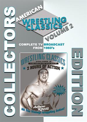 American Wrestling Classics: Vol.2 Online DVD Rental