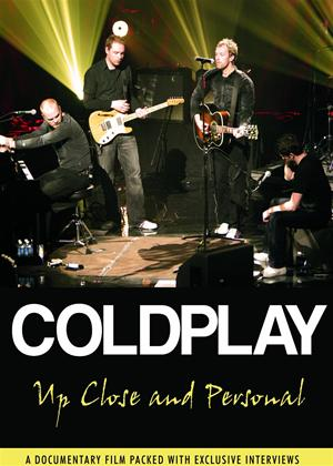Coldplay: Up Close and Personal Online DVD Rental