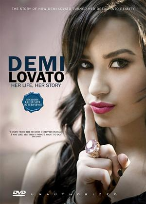 Rent Demi Lovato: Her Life, Her Story Online DVD Rental