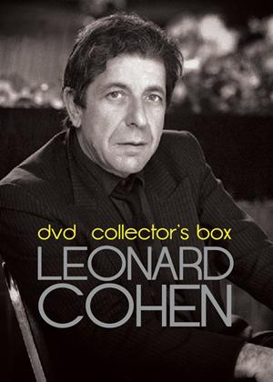 Rent Leonard Cohen: Collector's Box Online DVD Rental