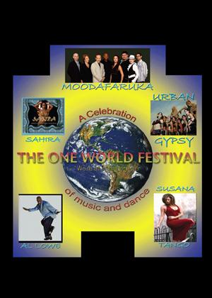Moodafaruka and Friends: The One World Festival Online DVD Rental