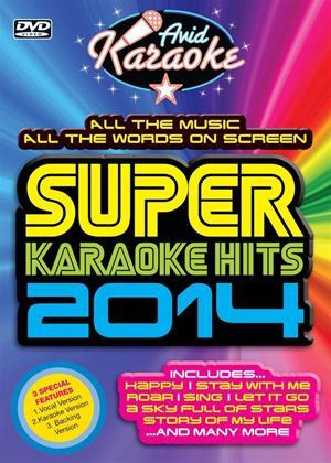 Super Karaoke Hits 2014 Online DVD Rental