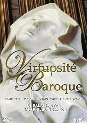 Virtuosité Baroque: Le Palais Royal Online DVD Rental