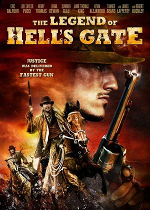 Rent The Legend of Hell's Gate Online DVD Rental