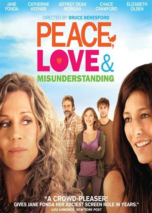 Peace, Love and Misunderstanding Online DVD Rental