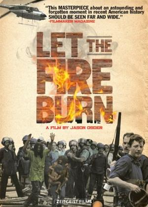 Rent Let the Fire Burn Online DVD Rental