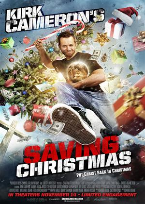 Saving Christmas Online DVD Rental