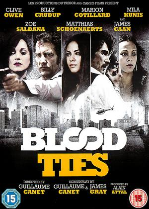 Blood Ties Online DVD Rental