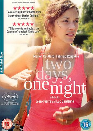 Two Days, One Night Online DVD Rental