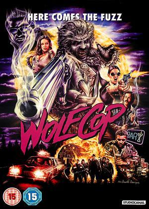 WolfCop Online DVD Rental