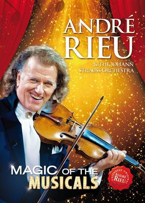 Andre Rieu: Magic of the Musicals Online DVD Rental