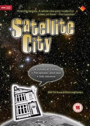Satellite City: The Complete Series Online DVD Rental