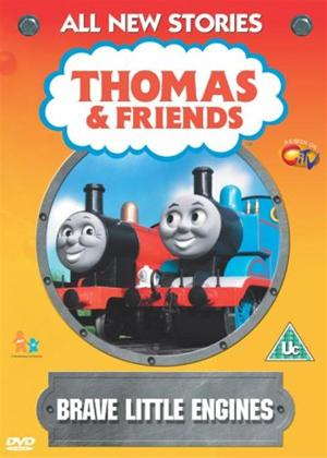 Rent Thomas the Tank Engine and Friends: Brave Little Engines Online DVD Rental