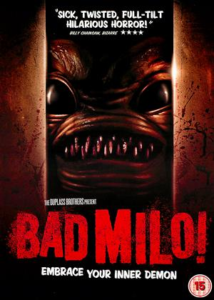 Bad Milo! Online DVD Rental