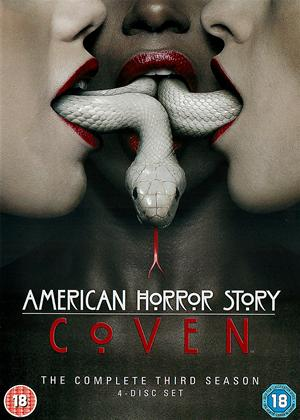Rent American Horror Story: Series 3 Online DVD Rental
