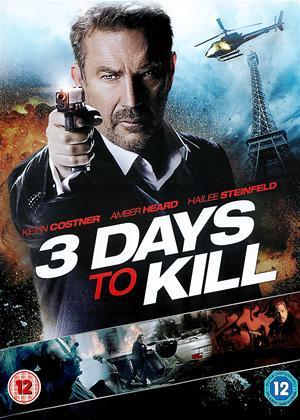 Rent 3 Days to Kill Online DVD Rental