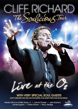 Cliff Richard: The Soulicious Tour Online DVD Rental