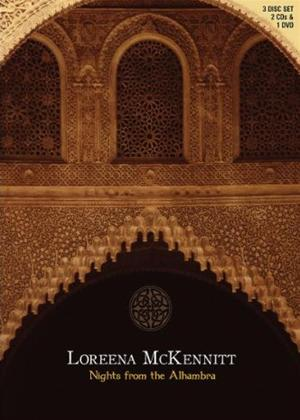 Loreena McKennitt: Nights from the Alhambra Online DVD Rental
