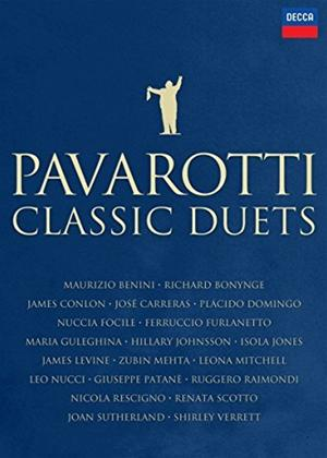 Rent Luciano Pavarotti: Classic Duets Online DVD Rental