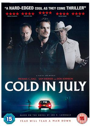 Cold in July Online DVD Rental