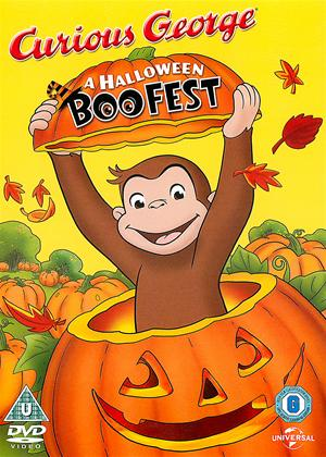 Curious George: A Halloween Boo Fest Online DVD Rental