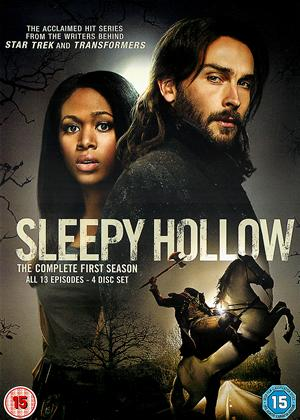 Rent Sleepy Hollow: Series 1 Online DVD Rental
