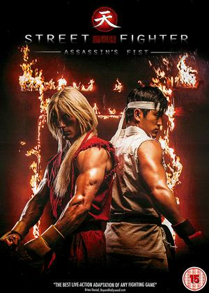 Street Fighter: Assassin's Fist Online DVD Rental