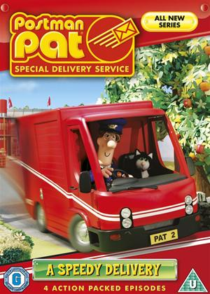 Postman Pat: Special Delivery Service: A Speedy Delivery Online DVD Rental