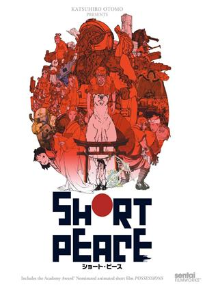 Short Peace Online DVD Rental